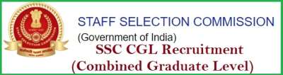 SSC CGL Recruitment 2021 Apply Online Any Graduate