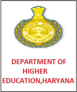 Higher education haryana