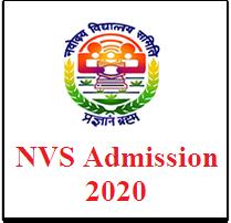 NVS Admission