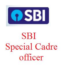 SBI Special Cadre Recruitment