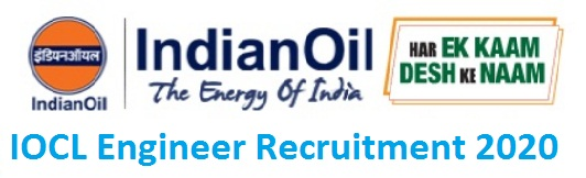 IOCL Engineer Recruitment 2020
