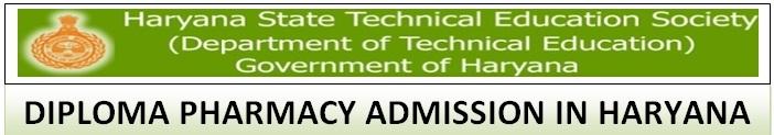 D Pharma Admission in Haryana 2020 | Haryana Pharmacy
