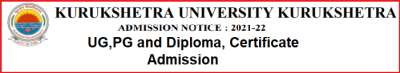 Kuk admission for UG and PG Courses 2021 Apply Online